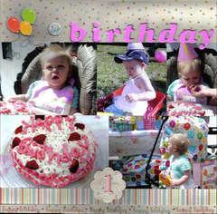 Birthday Girl Pg 1