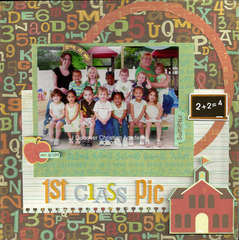 1st Class Pic