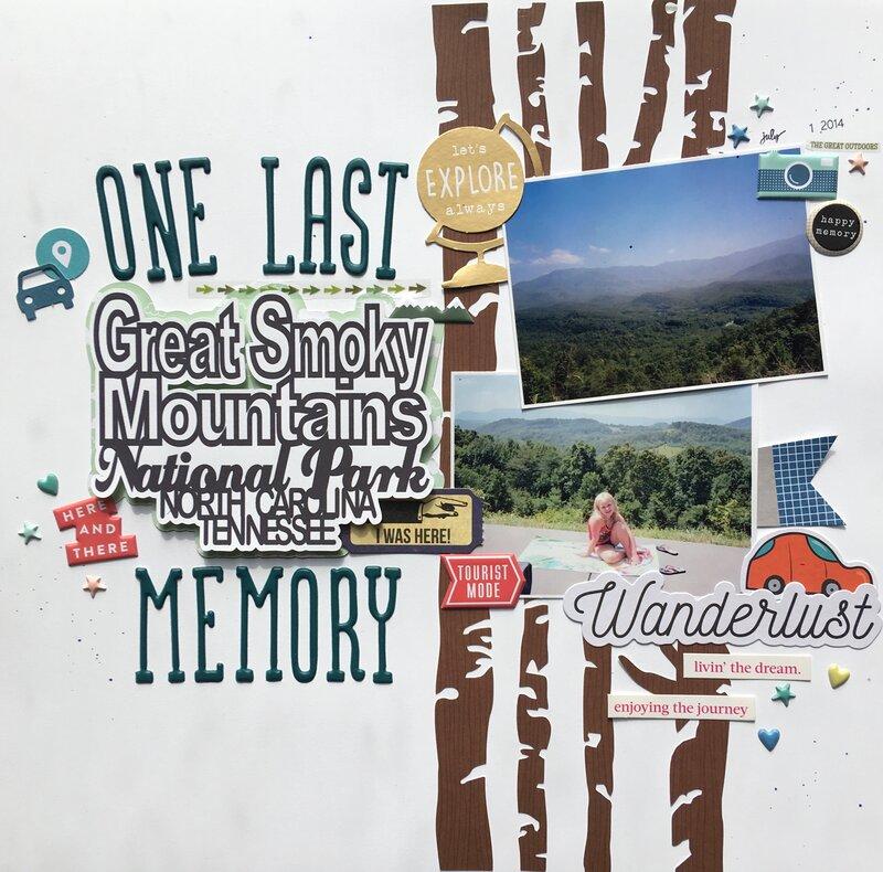 One Last Memory