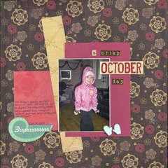 A crisp October day