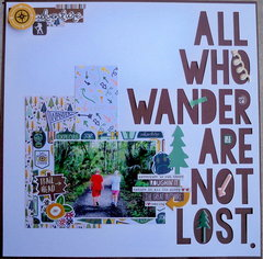 All who wander...