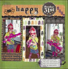 Happy October 31st 2008