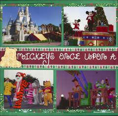 Mickey's Parade pg1