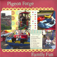 Pigeon Forge Family Fun