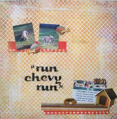 Run Chevy Run