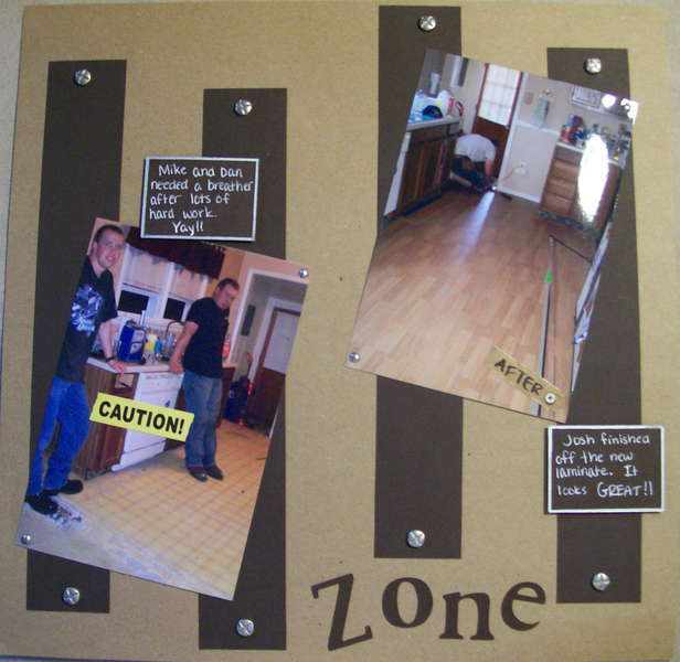 Work Zone (right page)