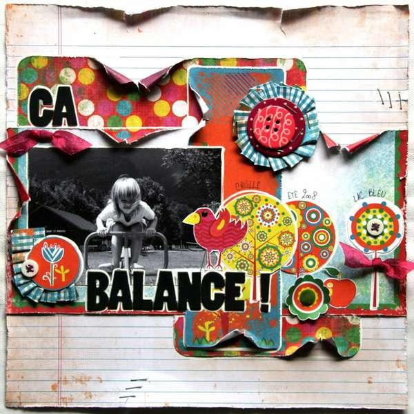 ca balance **new memento**