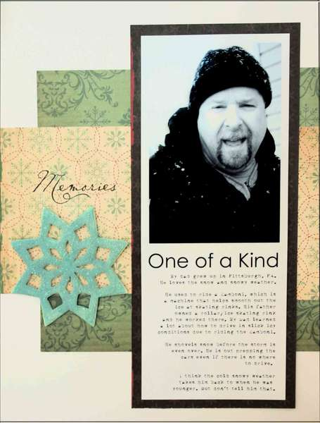 One of a Kind (Cosmo Oh Joy)