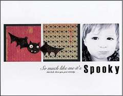 Spooky (Cosmo Cricket Haunted)