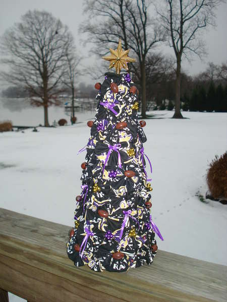 Ravens Football YoYo Tree....
