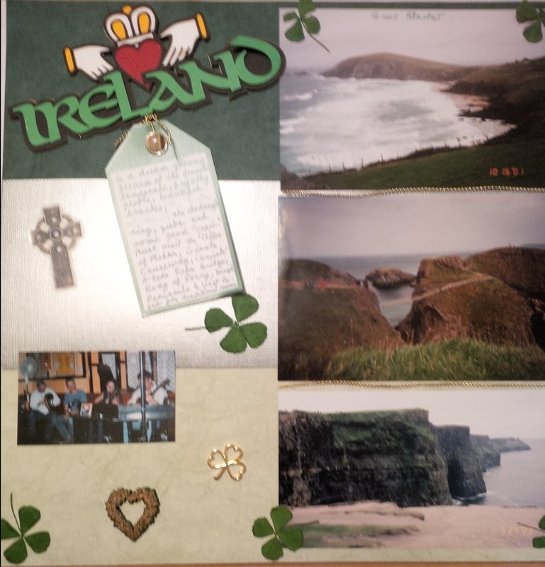 Dream Getaway - Ireland
