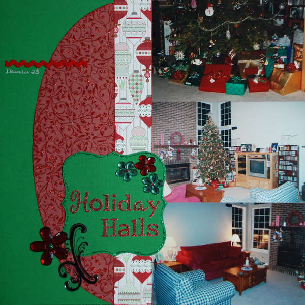 Holiday Halls