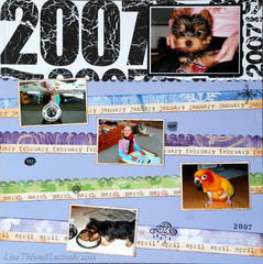 2007 January - April Title Page