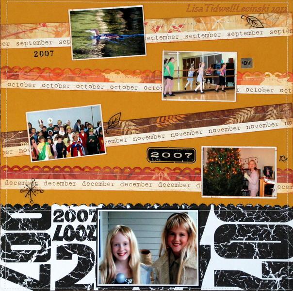 2007 September - December Title Page