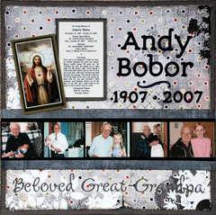 Andy Bobor