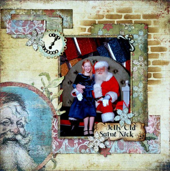 Jolly Old Saint Nick