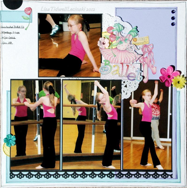 Ballet (Parents' Day)