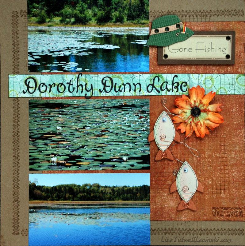 Dorothy Dunn Lake
