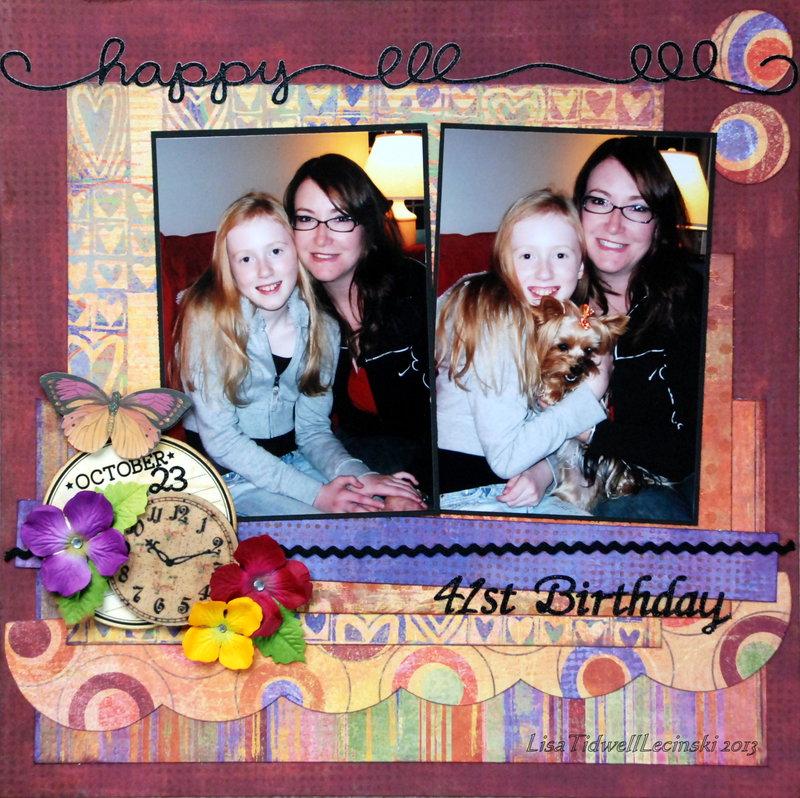 Happy 41st Birthday