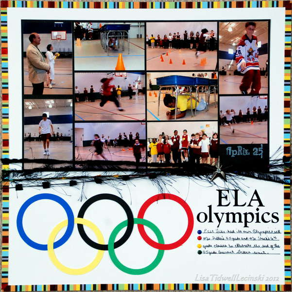 ELA Olympics