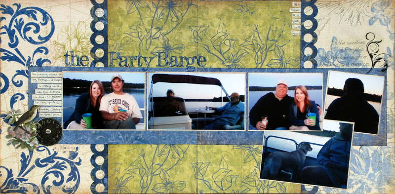 the Party Barge