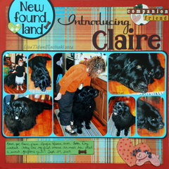 Introducing Claire