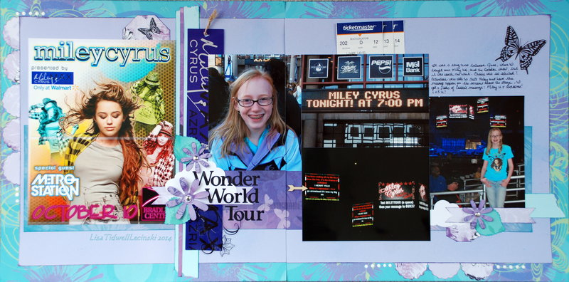 Wonder World Tour