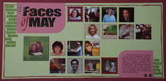 Faces of May