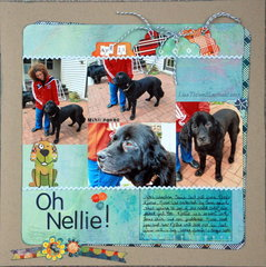 Oh Nellie!