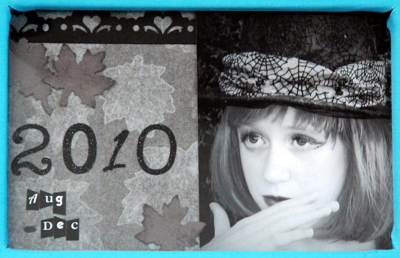 2010 Album 4 Cover Detail