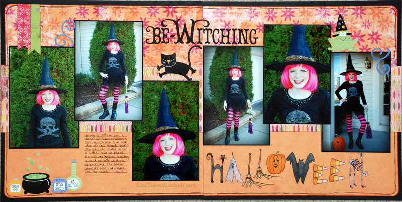 Be-Witching Halloween