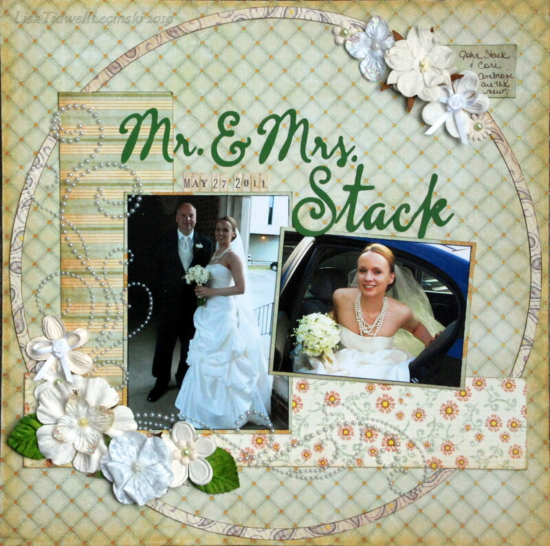 Mr. & Mrs. Stack