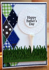 Happy Father's Day - golf