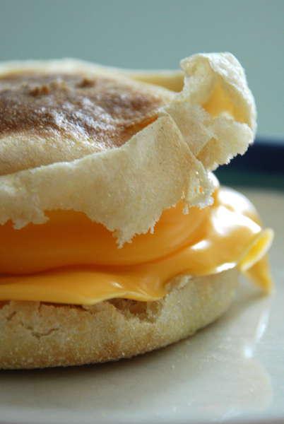 March POD #10 - Egg Muffin