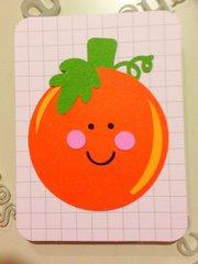 pumpkin 3x4 PL card