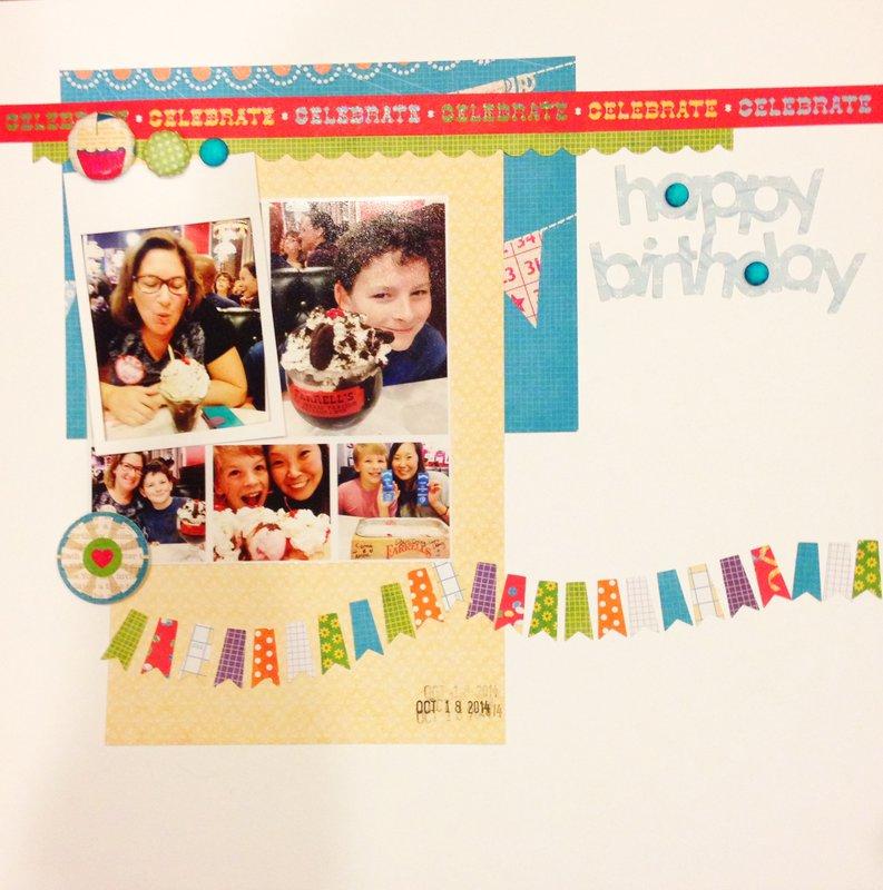 happy birthday, D