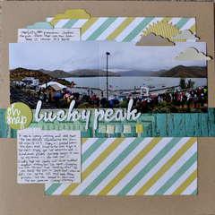 Lucky Peak reservoir Swim