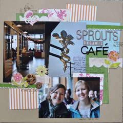 Sprouts Organic Cafe