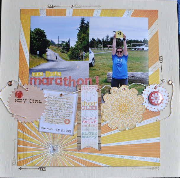 San Juan marathon
