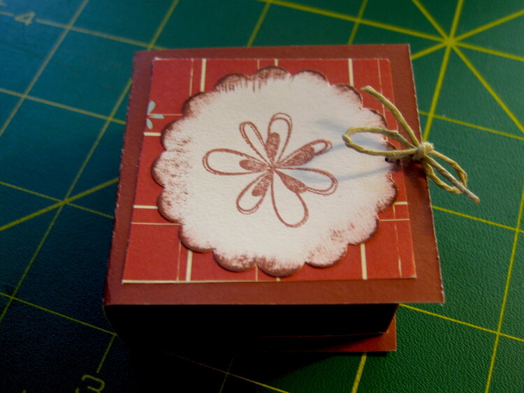 Embellishment Book