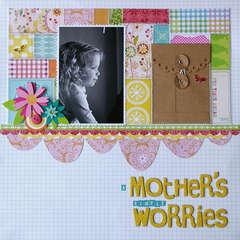A Mother's Simple Worries *Noel Mignon Sunkissed kit*