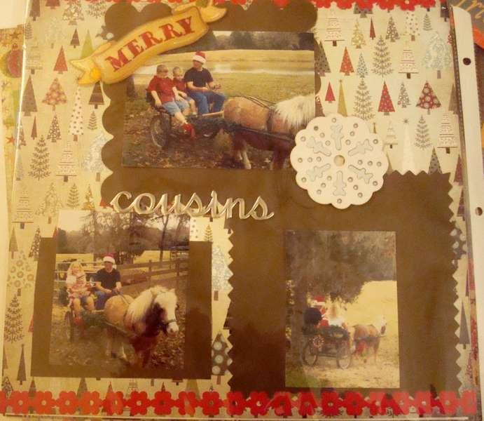 Merry Cousins