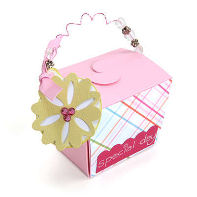 Special Day Gift Box - Cara Mariano for Sizzix