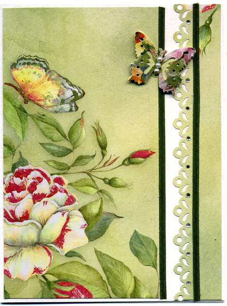 floral anytime card
