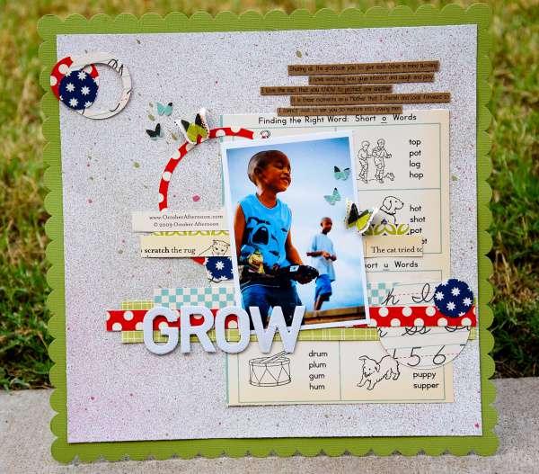 Grow * OA Guest Designer *