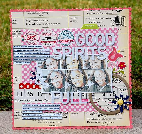 Good Spirits *OA Guest Designer*