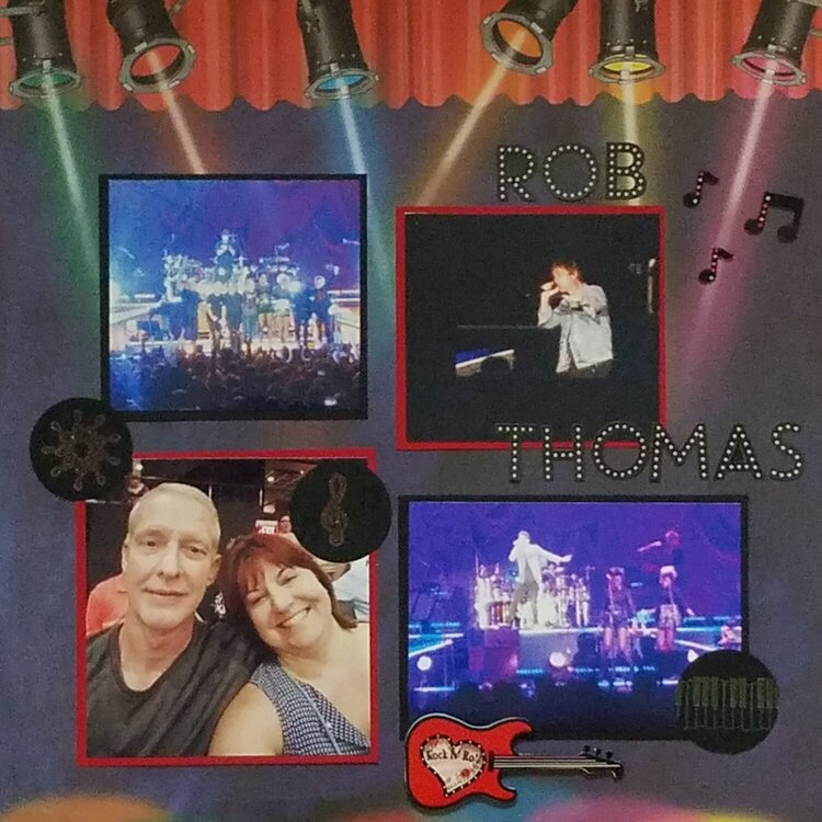 Rob Thomas Concert
