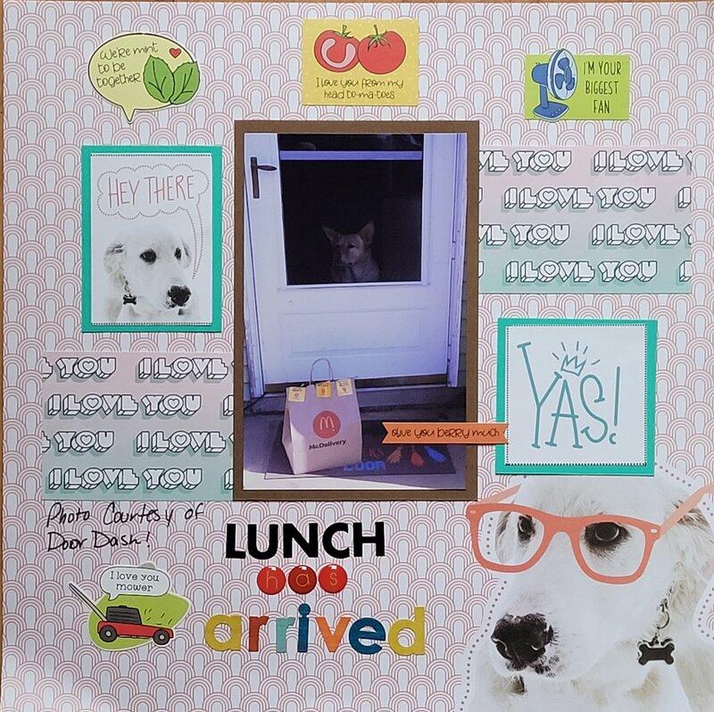 DoorDash Lunch