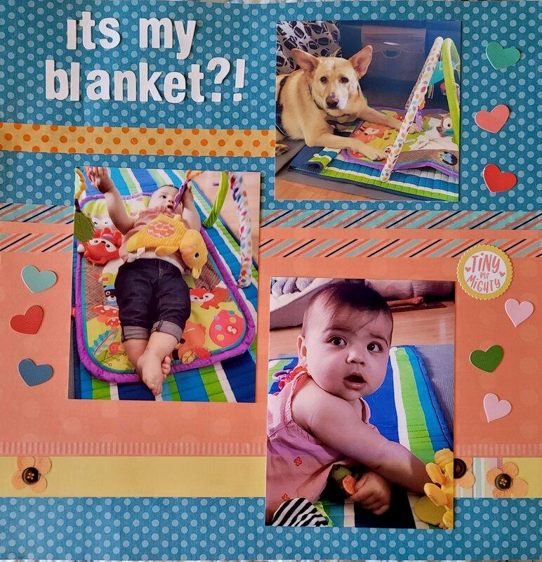 It's My Blanket