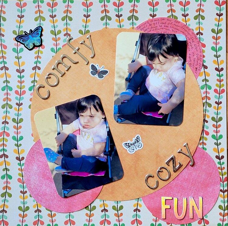 Comfy Cozy Fun